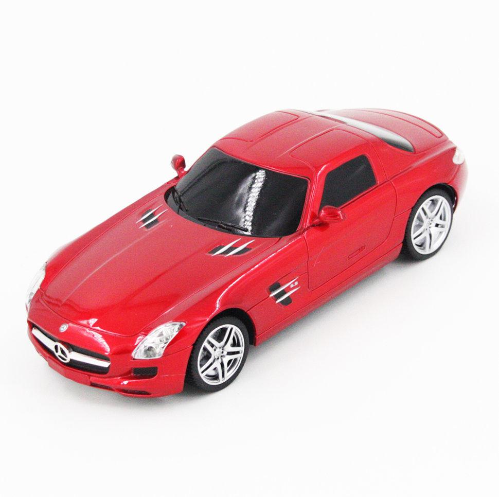 Радиоуправляемая машина MZ Mercedes-Benz SLS Red – 27046