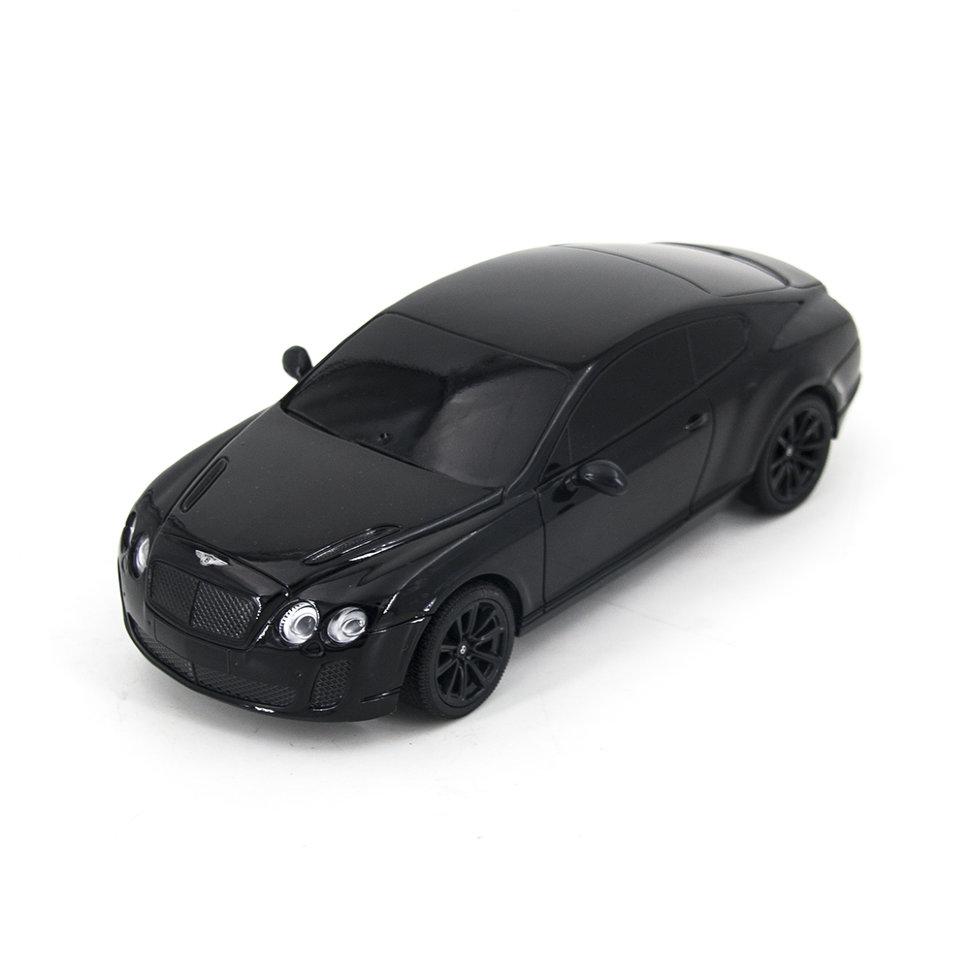 Радиоуправляемая машина MZ Bentley Continental Black 1:24 – 27040-B