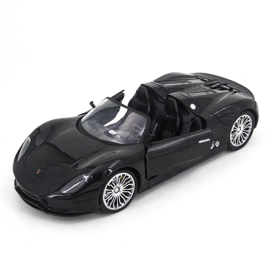 Радиоуправляемая машина Porsche 918 Spider Black 1:14 – 2246J