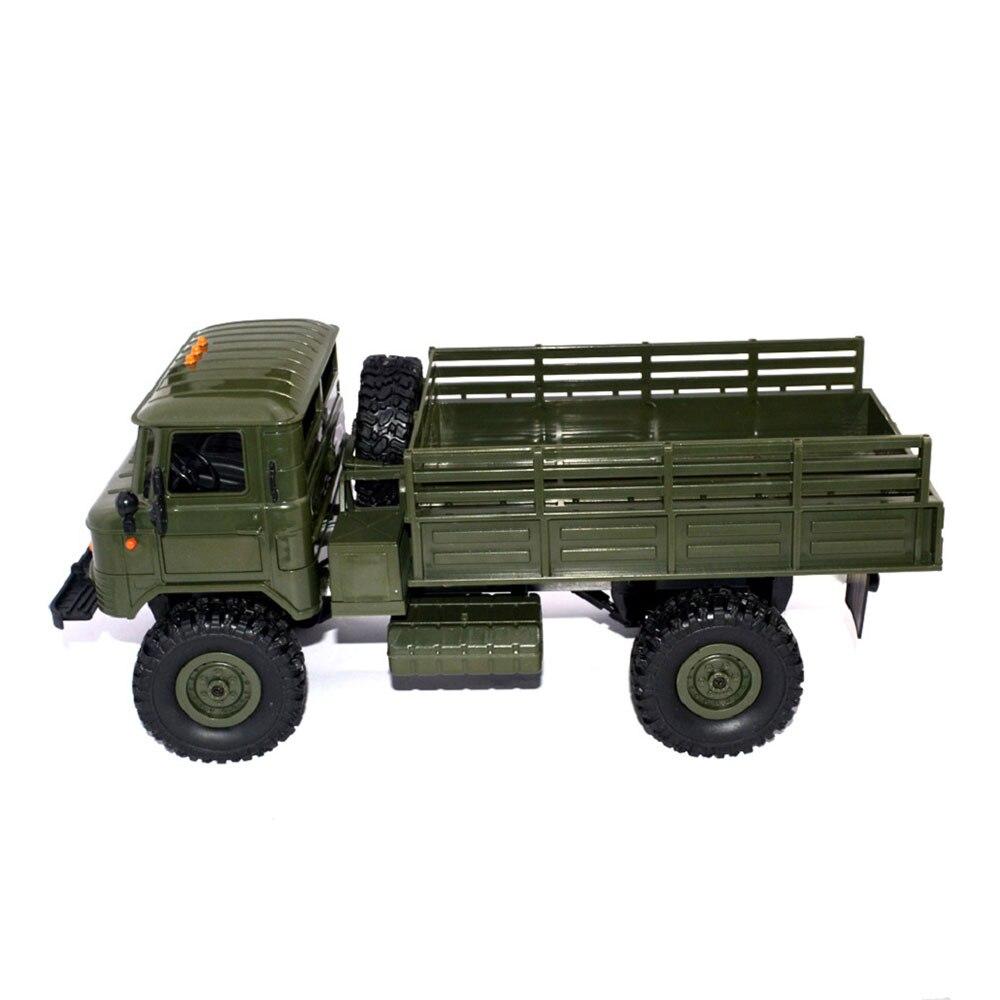 Р/у грузовая машина WPL Газ 66 Зеленый 1:16