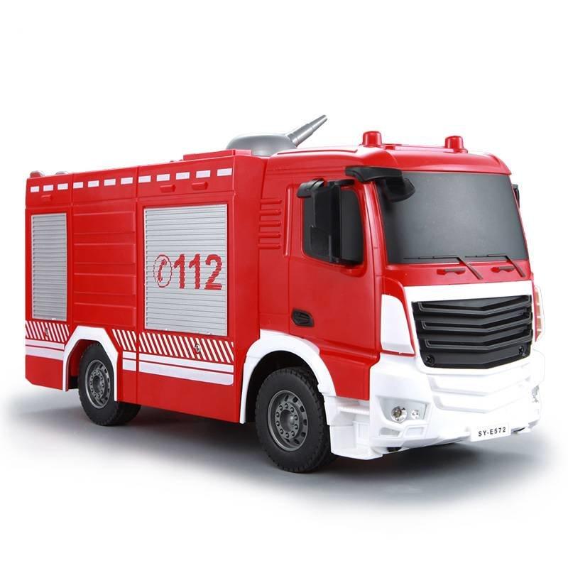 Радиоуправляемая пожарная машина Double E 1:26 2.4G – E572-003