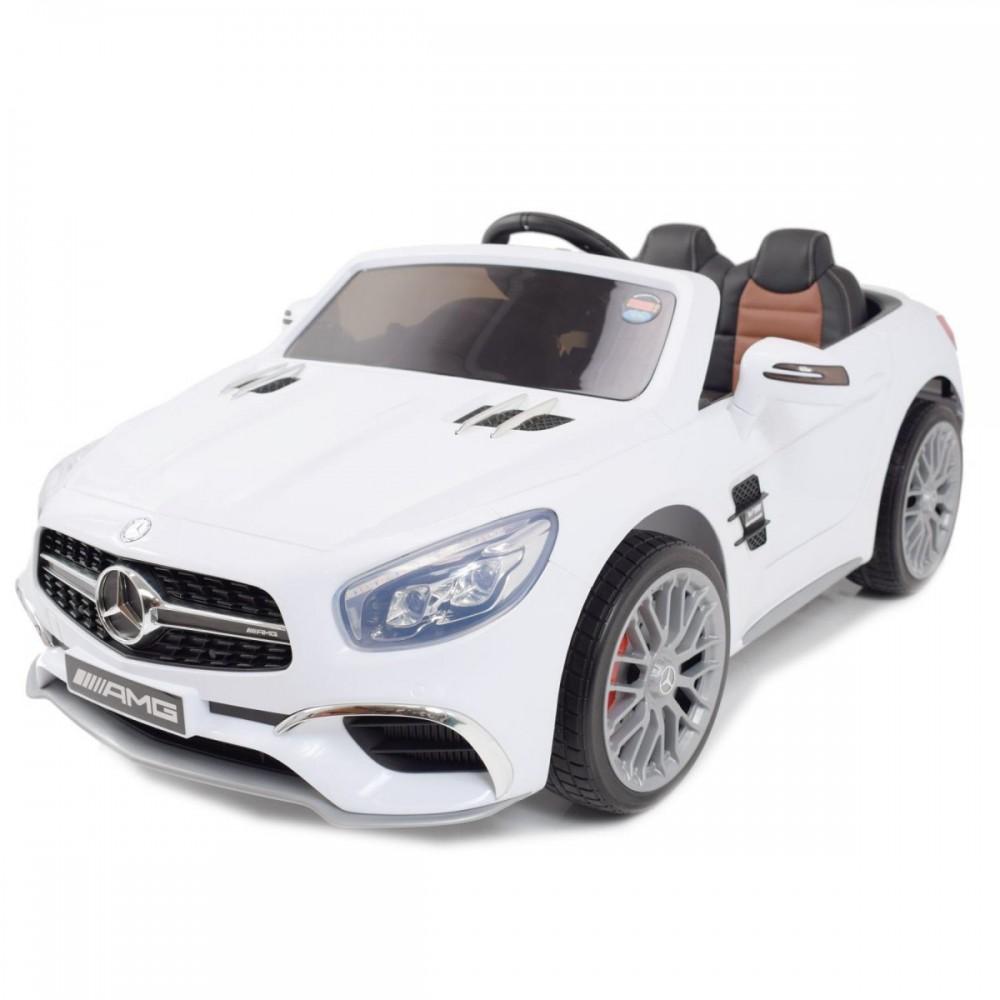 Детский электромобиль Mercedes-Benz SL65-XMX602-W