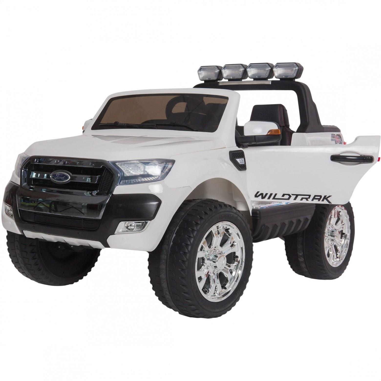 Детский электромобиль Dake Ford Ranger F650 White 4WD 2.4G