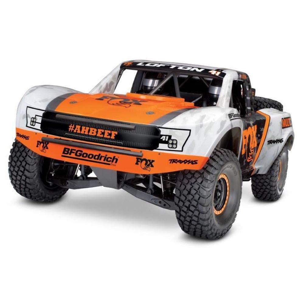 Радиоуправляемая машина TRAXXAS  Desert Racer 4WD