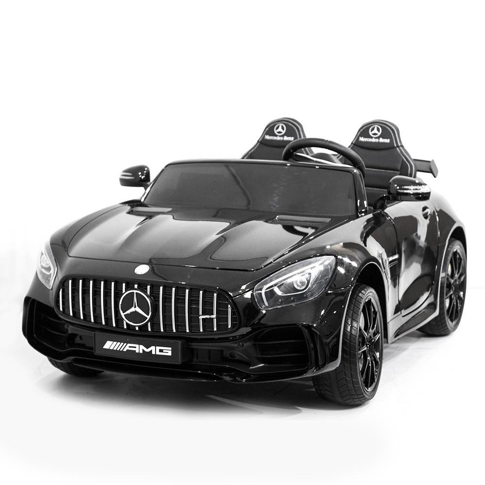 Электромобиль Harley Bella Mercedes-Benz GT R 4×4 MP3-HL289-BLACK
