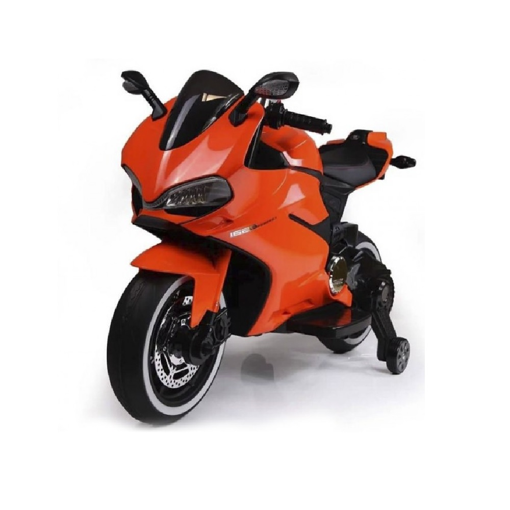 Детский электромобиль – мотоцикл Ducati Orange – SX1628-G-ORANGE
