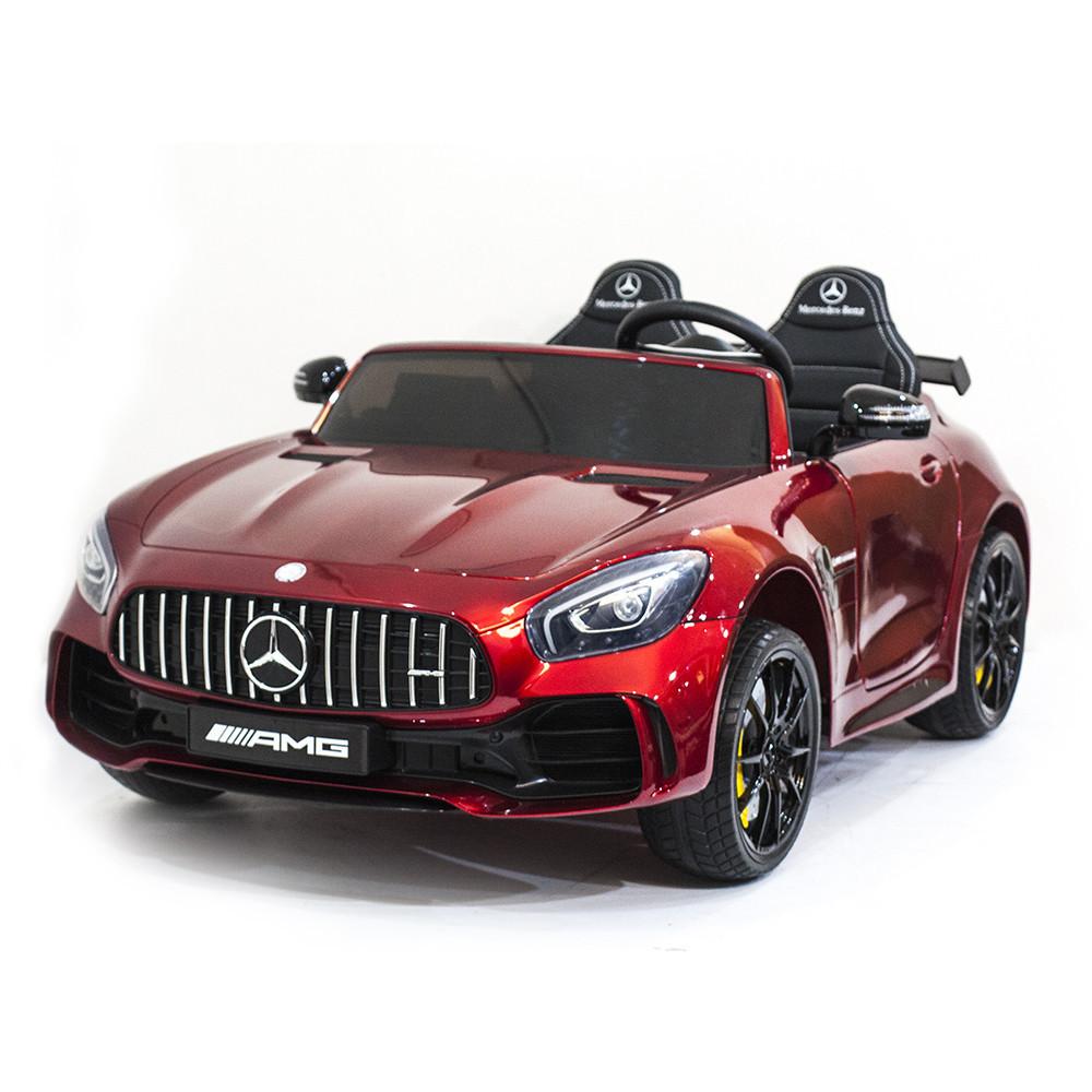 Электромобиль Harley Bella Mercedes-Benz GT R 4×4 MP3 – HL289-RED