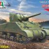 307215 танк Шерман серия: танки ленд лиза (1:72)