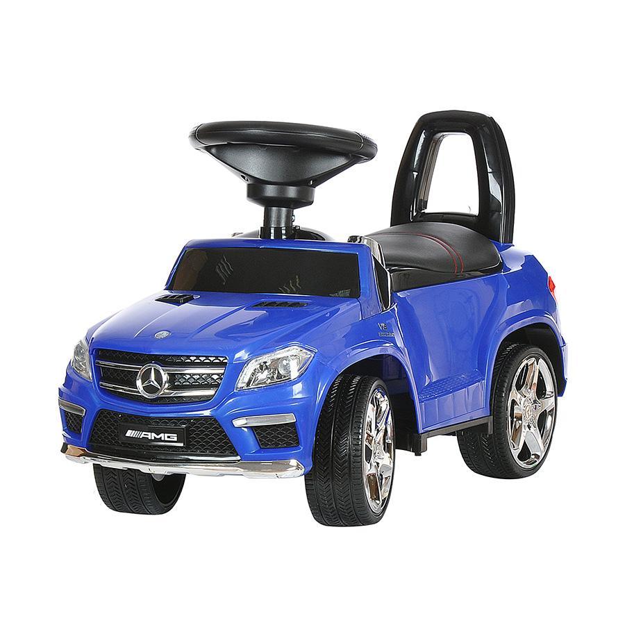 Детская каталка Mercedes GL63 AMG Blue