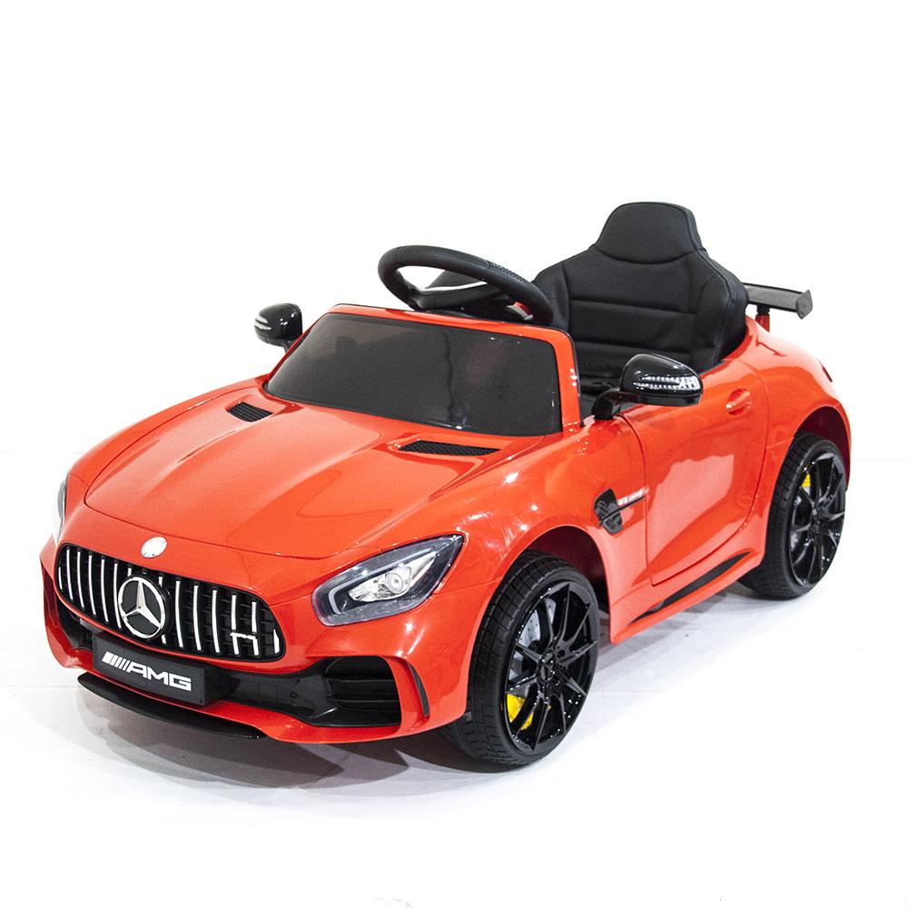 Детский электромобиль Mercedes Benz AMG GT R 2.4G – Red – HL288