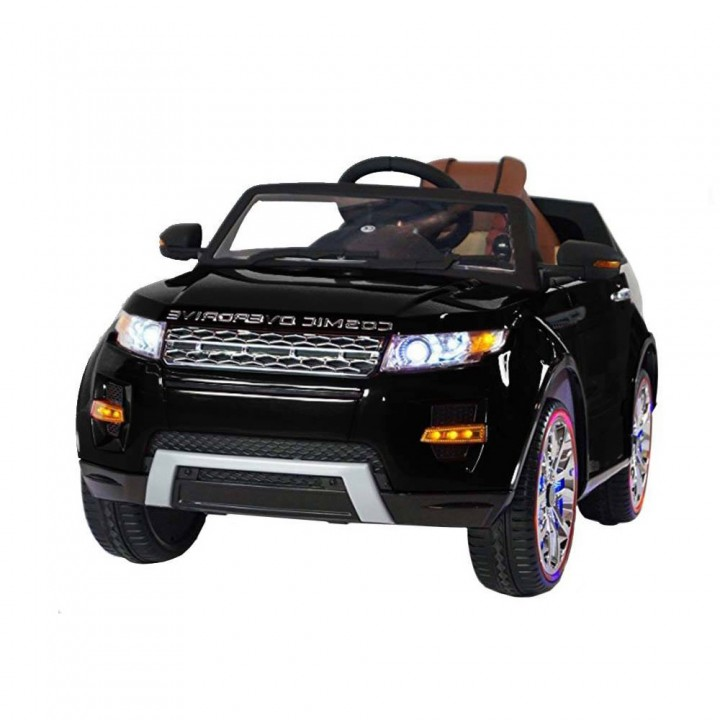 Детский электромобиль Range Rover Luxury Black MP4 12V – SX118-S