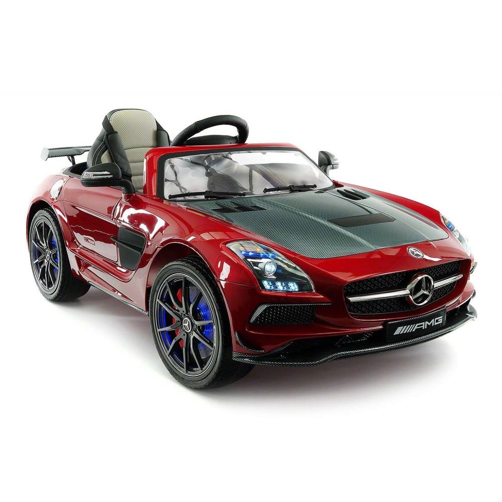 Электромобиль Mercedes-Benz SLS AMG Red Carbon Edition