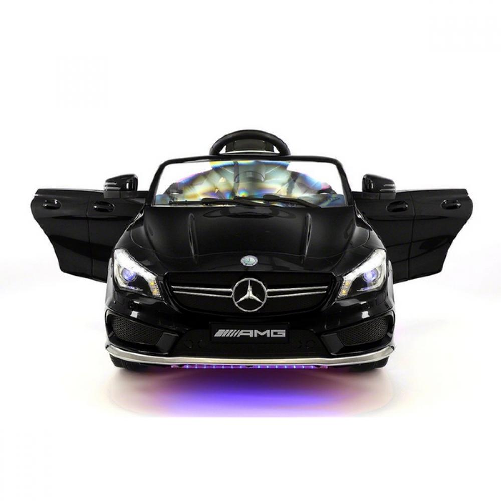 Электромобиль Mercedes-Benz SLS AMG Black Carbon Edition