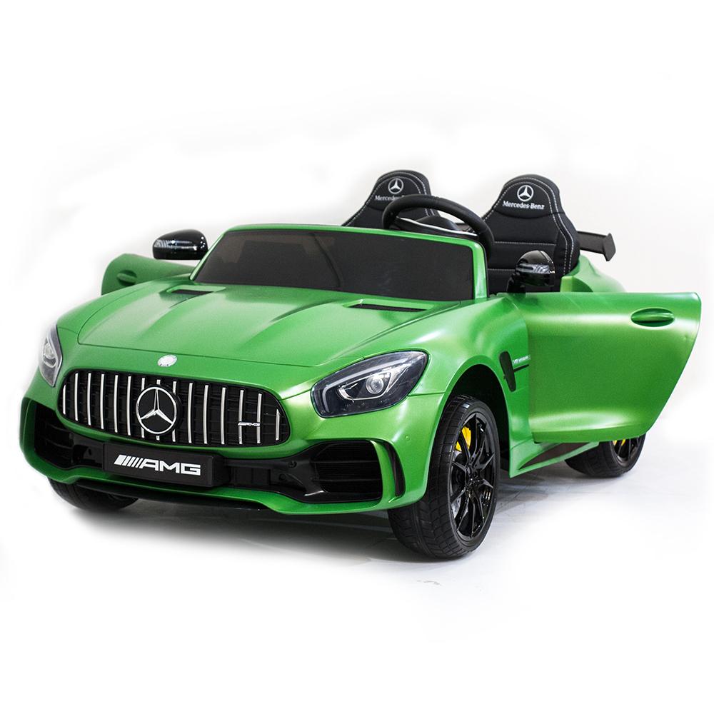 Электромобиль Harley Bella Mercedes-Benz GT R MP3-MATTE-GREEN