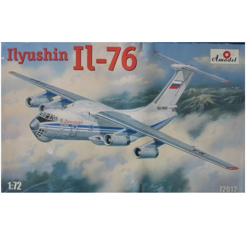 A-Model  ИЛЮШИН 76 1/72