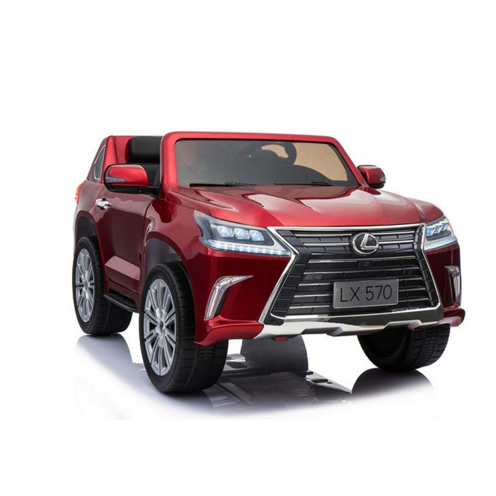 Детский электромобиль Lexus LX570 4WD MP3 – DK-LX570-RED-PAINT