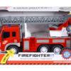 Машинка инерционная WenYi Пожарная (с лестницей)