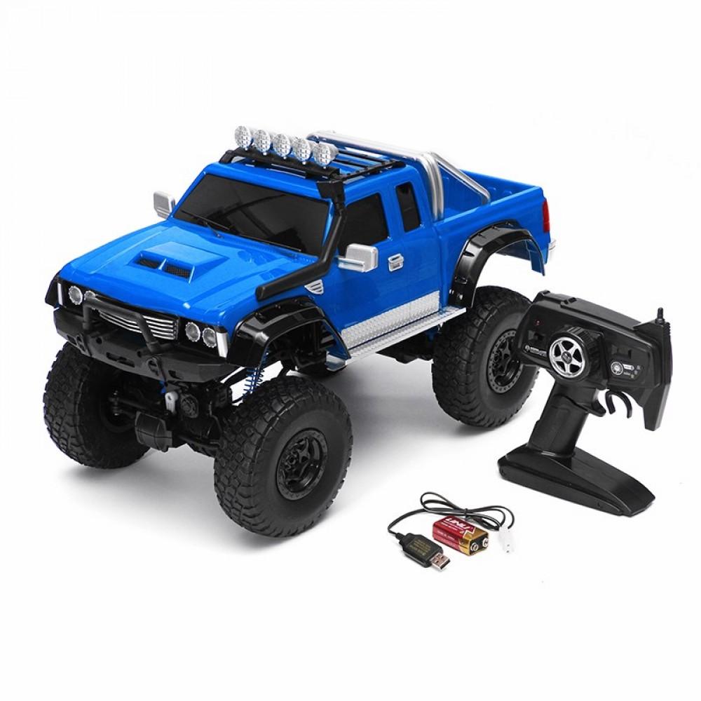 Монстр трак 1/8 4WD Электро – Climbing Car (1100мАч LiIon)