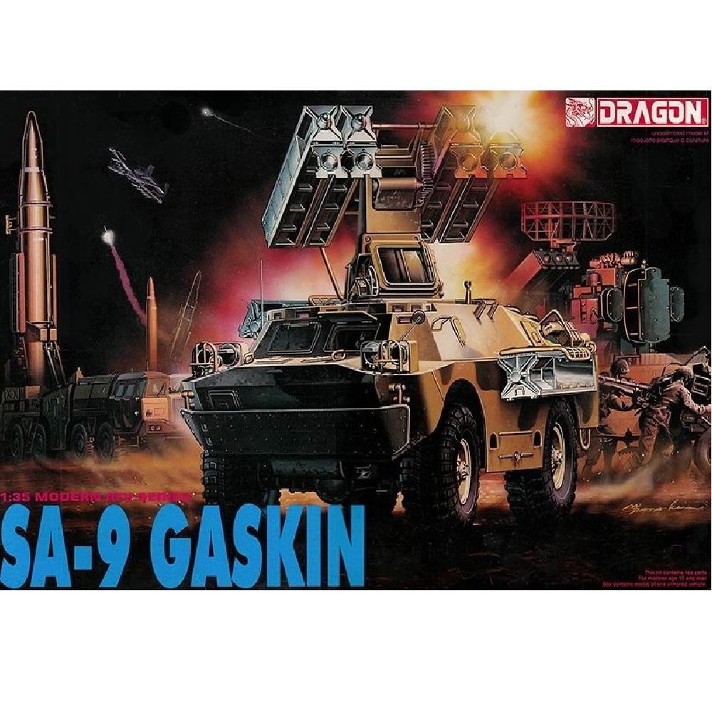 """3515Д Советский ЗРК """"Стрела-1"""" SA-9 GASKIN Dragon, 1/35"""