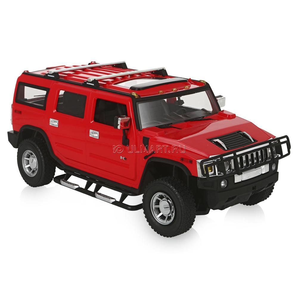 Радиоуправляемая машинка MZ Model Hummer H2  1:10