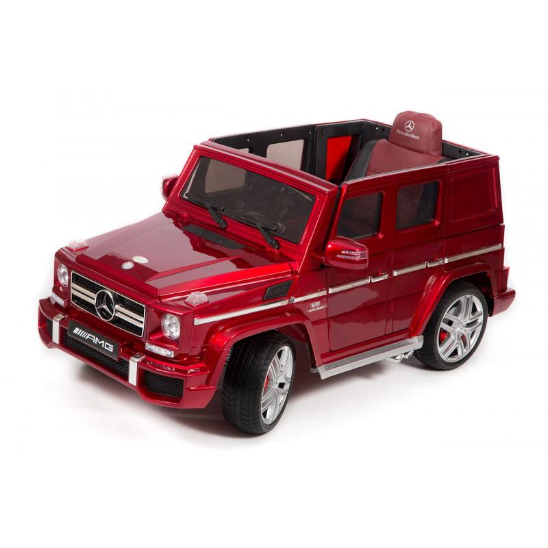 Детский электромобиль Mercedes Benz G63 LUXURY 2.4G -HL168