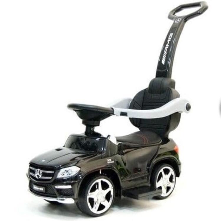 Детский электромобиль-каталка Mercedes GL63