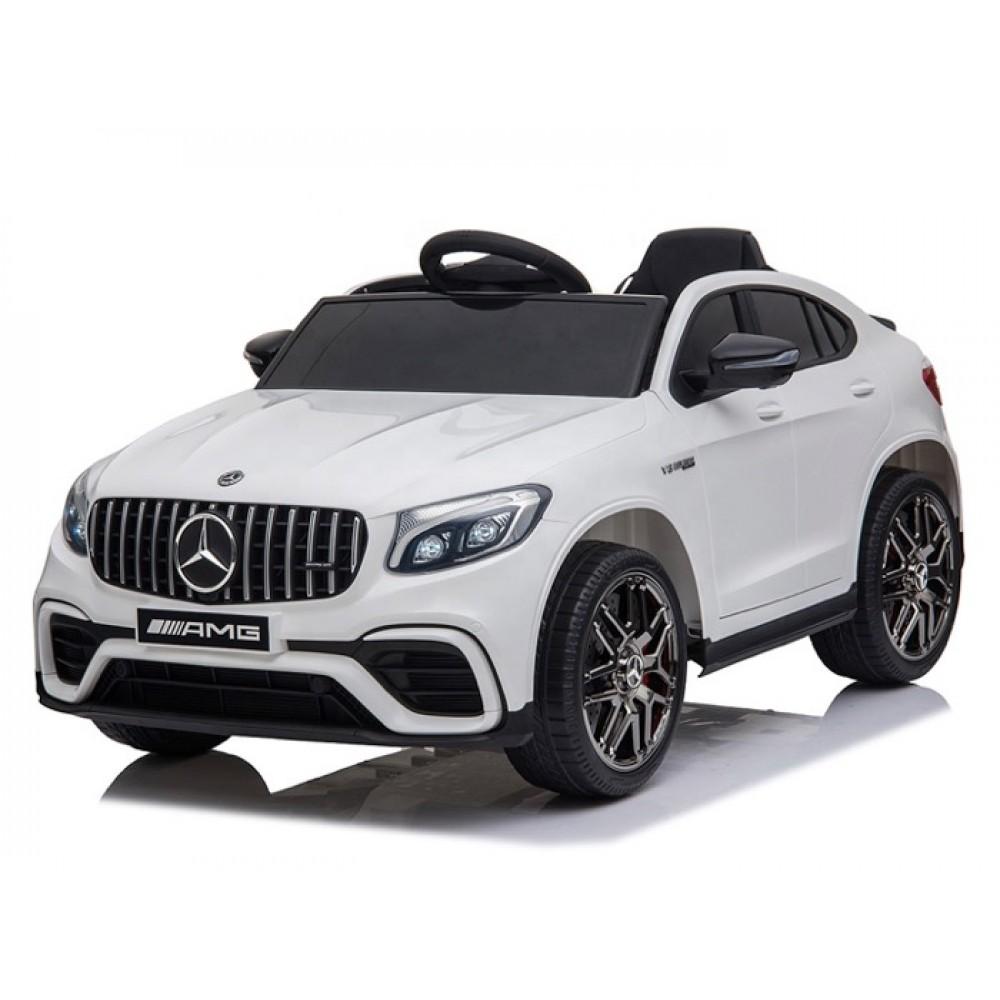 Электромобиль Mercedes-Benz GLC 63 AMG White-QLS-5688