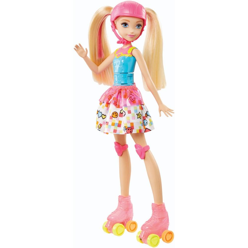 Кукла на роликах с пультом управления – JJ8855