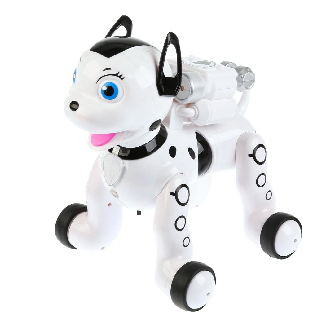 Радиоуправляемая Собачка далматинец, белый – ZYB-B2997-4