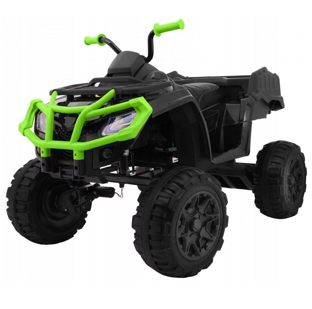 Детский квадроцикл Grizzly ATV 12V 4WD