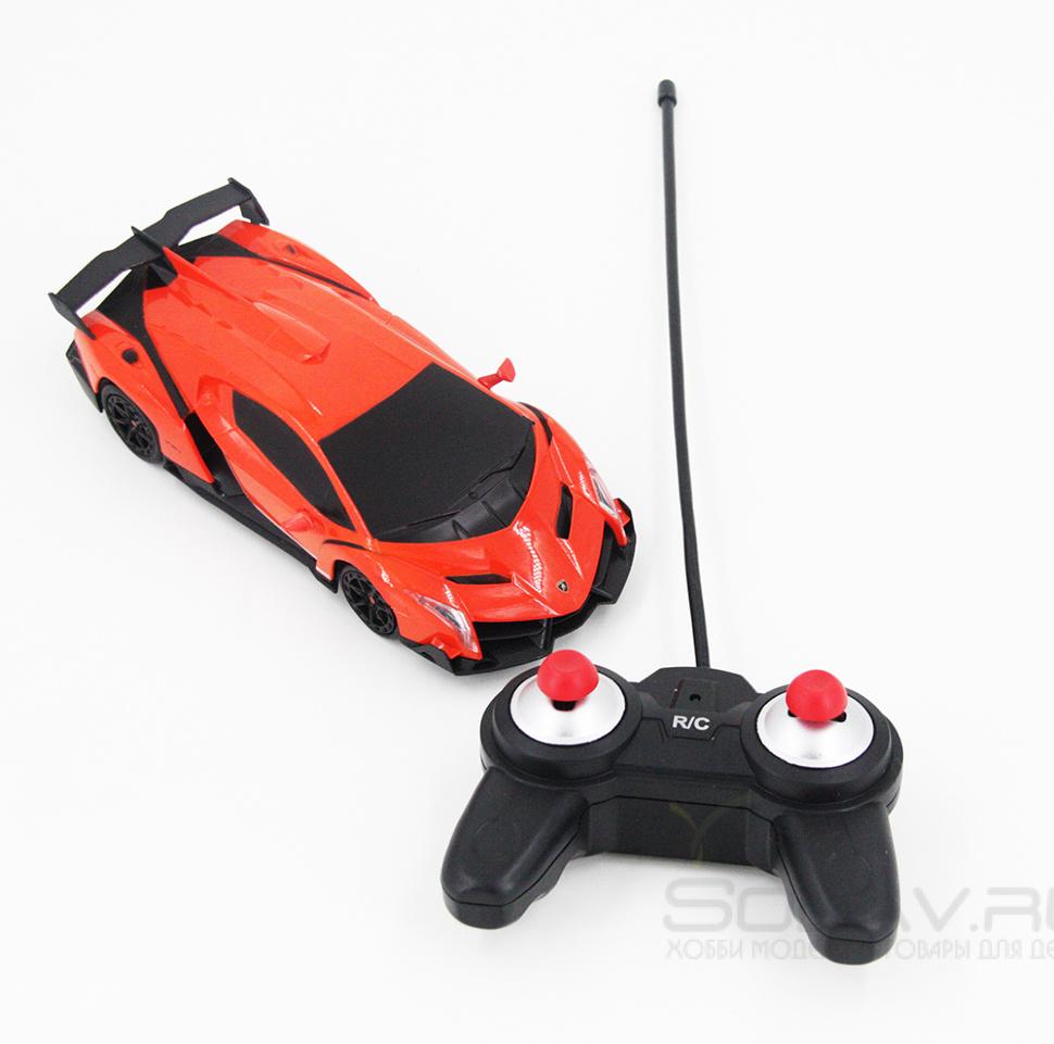 Радиоуправляемая машина MZ Lamborghini Veneno  1:24