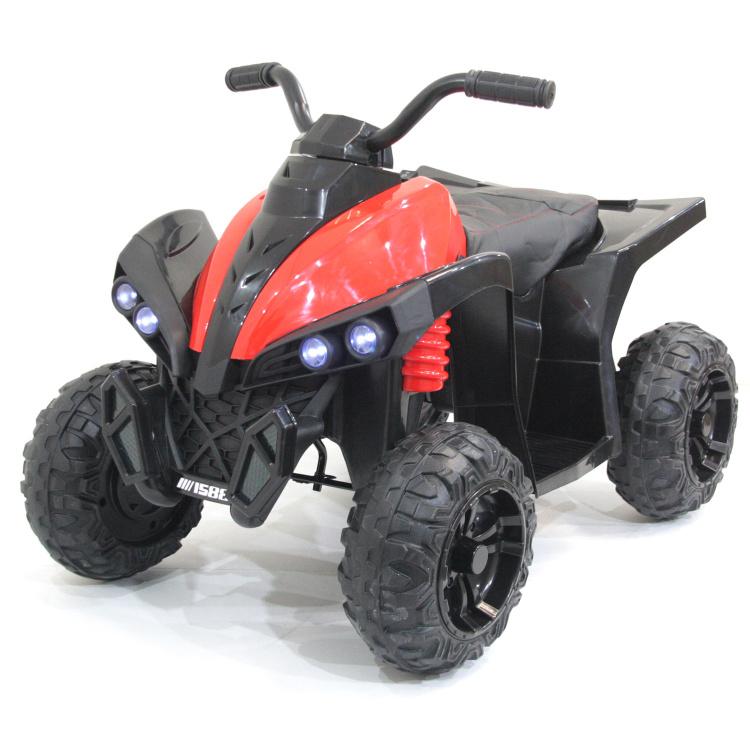 Детский  квадроцикл  E V A  2 W D 12 V HM 1588 – RED