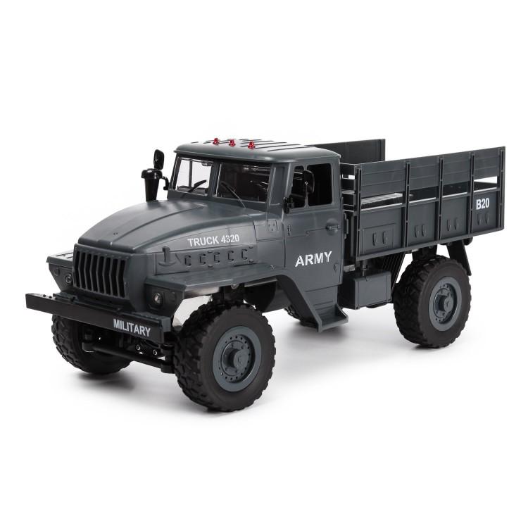 Радиоуправляемый грузовик MZ Урал 4WD 1:16