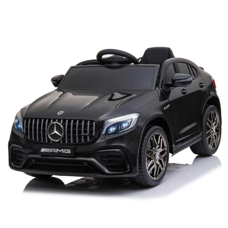 Детский электромобиль Mercedes-Benz Concept GLC Coupe