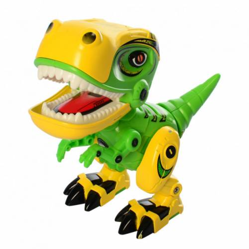 Интерактивный динозавр со светом и звуком – MY66-Q1203L