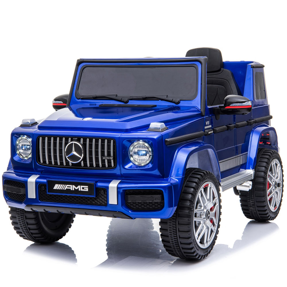 Электромобиль Mercedes-Benz G63 AMG 12V – BBH-0002-BLUE