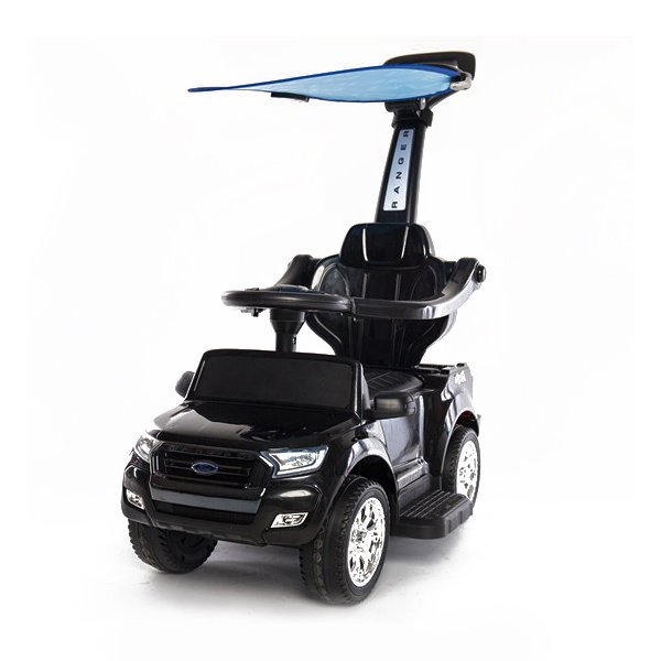 Детский электромобиль – каталка Dake Ford Ranger Black