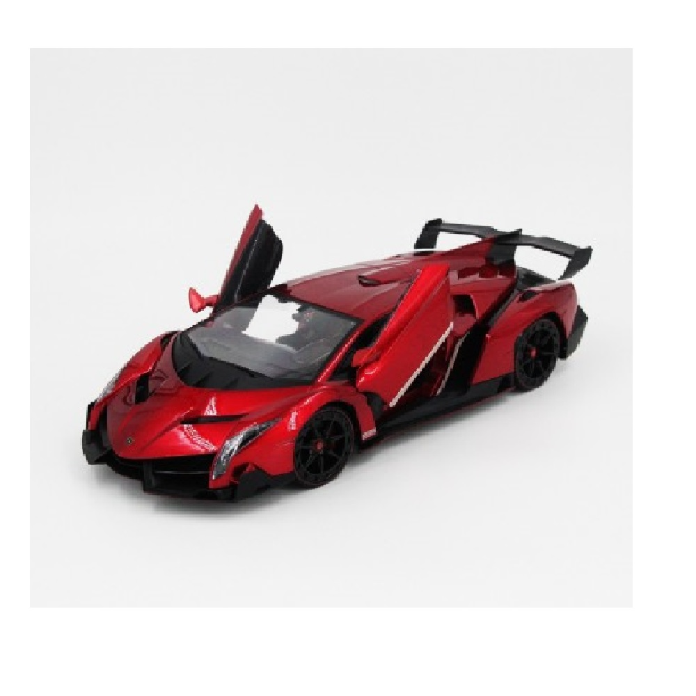 Радиоуправляемая машина MZ Lamborghini Veneno Red 1:14