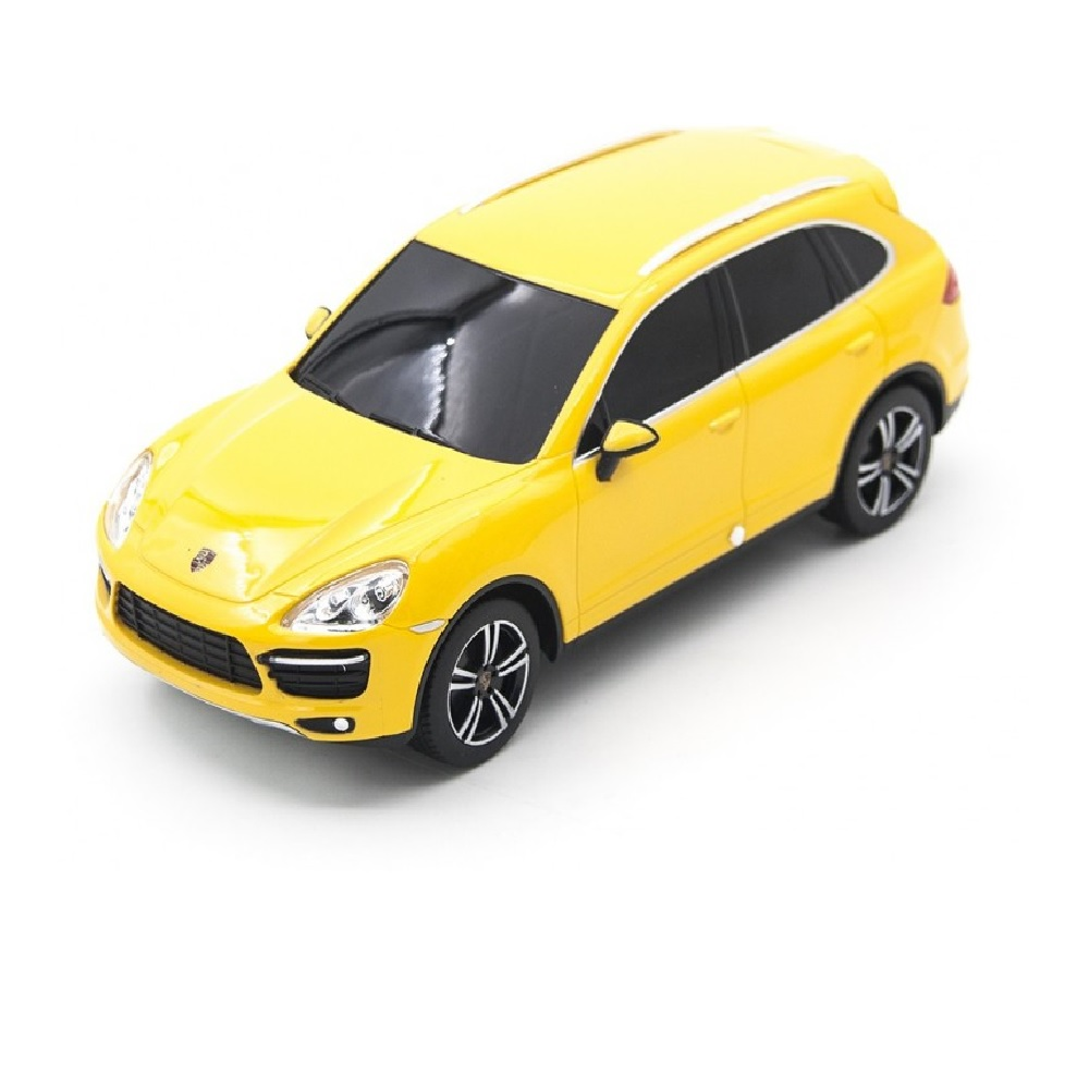 Радиоуправляемая машина Rastar Porsche Cayenne Yellow 1:24