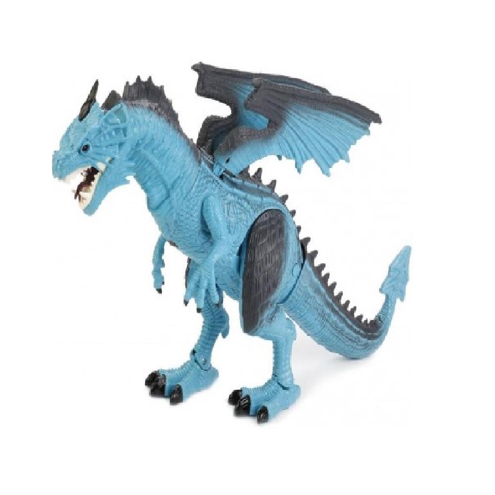 Радиоуправляемый синий дракон (дышит паром) – RS6158A