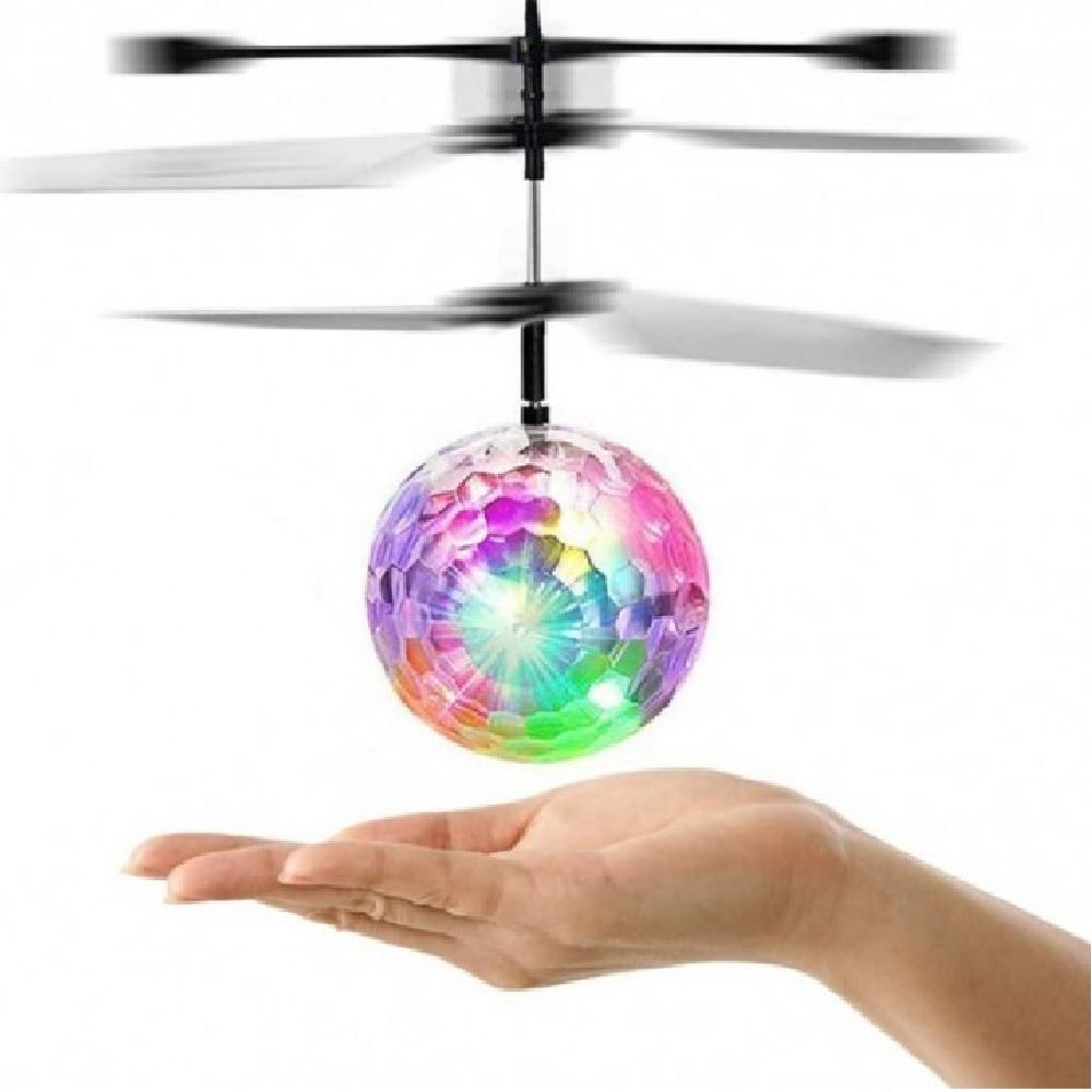 Летающий мигающий шар
