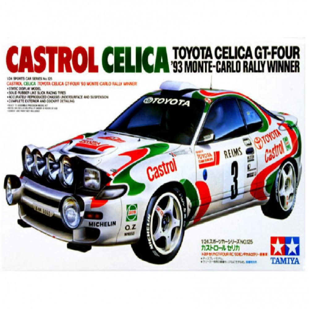 Castrol Toyota Celica GT-Four (1:24)