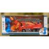 Пожарная машина – конструктор, отвертка, шуруповерт, на пульте
