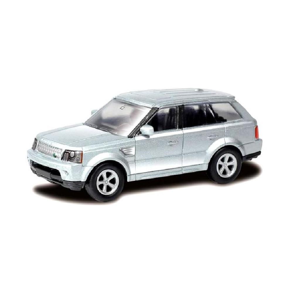 Машина Ideal 1:64 Land Rover Range Rover Sport металлик