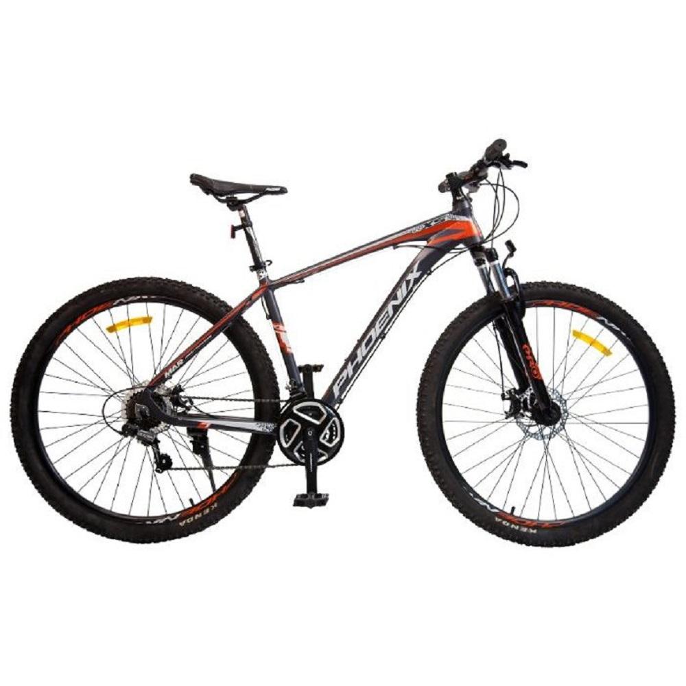 Велосипед Phoenix TF700 27,5″ (черно-красный)