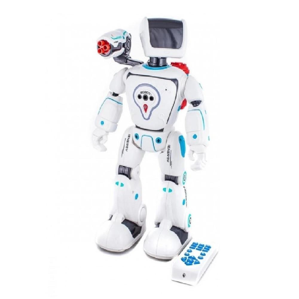 Интерактивный робот (пульт, стреляет ракетами)